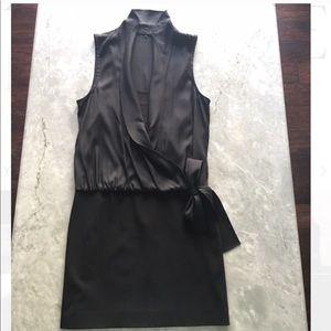 Theory Dress Size 2 Silk Top Gorgeous Like NEW